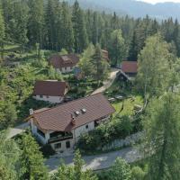 Guesthouse Planinski Dom Majerhold, hotel in Solčava