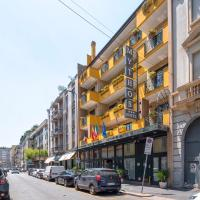 Hotel Mythos, hotel Milánóban