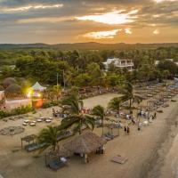 Hotel Fenix Beach Cartagena, Hotel in Tierra Bomba