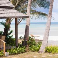 Beachfront Villa Baan Rim Haad 3BR