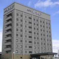 Hotel Route-Inn Tsubamesanjo Ekimae, hotel in Sanjo