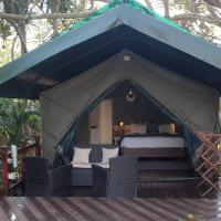 Luxury Tented Village @ Urban Glamping, hotel in St Lucia
