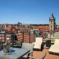 Hotel Leon D´Oro, hotel en Praga