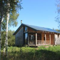 Синий дом, hotel in Kunest' Bratukhnovo