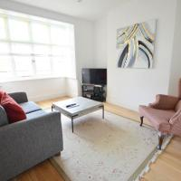 Cosy Southampton central apartment with parking