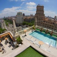 El Avenida Palace, hotel i Barcelona