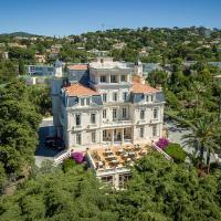 Hotel Les Tourelles, hotel in Sainte-Maxime