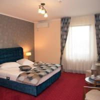 Hotel Stefani, hotel din Sibiu