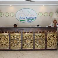 Bagan Beauty Land Hotel, hotel in Bagan