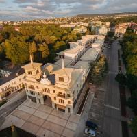 Primorski Hotel, отель в Святых Константине и Елене