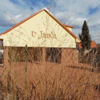 Ubytování U Janča, hotel v Lednici