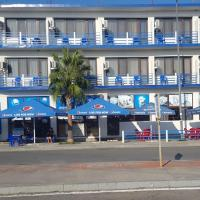 Hotel Cruise, hotel in Anaklia