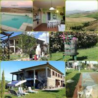 Agriturismo La Spiga, hotell i Montecatini Val di Cecina