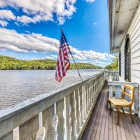 Grand Lady on Schroon Lake