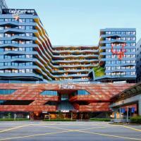 lyf Funan Singapore by Ascott (SG Clean, Staycation Approved) – hotel w Singapurze