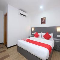 OYO 44043 First Garden Hotel,關丹的飯店