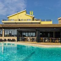 Hotel Villa Tirreno, hotel in Tarquinia