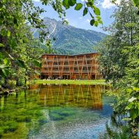 Au Charmant Petit Lac - Ecohotel Parc & Spa