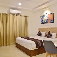HOTEL GRAND ECOTEL, hotel near Aurangabad Airport - IXU, Aurangabad