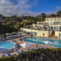 Althoff Hotel Villa Belrose, hotel in Saint-Tropez