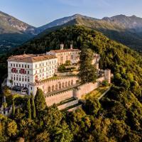 CastelBrando, hotell i Cison di Valmarino