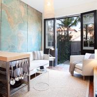 Charming Townhouse Just Steps From the Beach