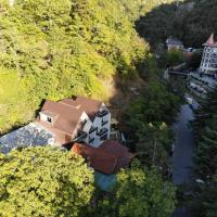 Borjomi UnderWood, отель в Боржоми