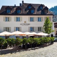 Gutwinski Hotel, hotel in Feldkirch