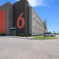 Motel 6-Corpus Christi, TX, hotel in Corpus Christi