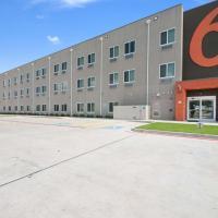 Studio 6-Corpus Christi, TX, hotel in Corpus Christi