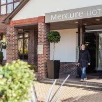 Mercure Dartford Brands Hatch Hotel & Spa, hotel in Ash