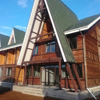 GRAND Шале, отель в Зеленой Поляне