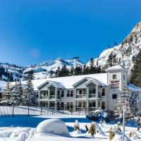 Ski-In Ski-Out Squaw Valley Lodge Slopeside Townhome