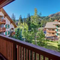 Powderhorn Lodge 408: Rustic Mountain Suite, hotel in Solitude
