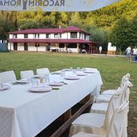 Pensiunea Turistica VALEA MIERII, hotel in Balabancea