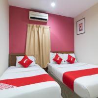 OYO 44100 Hotel Casavilla Petaling Jaya、ペタリンジャヤのホテル