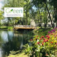 Green GardenHotel – hotel w Raszynie