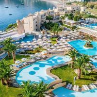 Lindos Royal Resort, отель в Линдосе