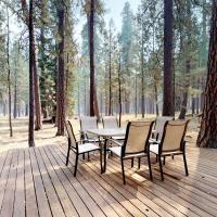 Black Butte Ranch: Partridge Foot Cabin lot #RR83, hotel in Sisters