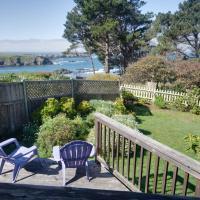 Headland Cove Retreat, hotel in Mendocino