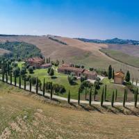 Agriturismo Baccoleno, hotell i Asciano