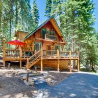 Tahoe Pines Cabin, hotel in Homewood