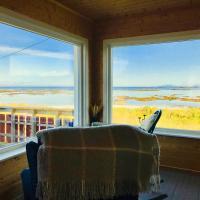 Beach View Lofoten, hotell i Bøstad