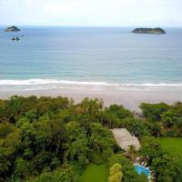 Karahe Beach Hotel, hotel en Manuel Antonio