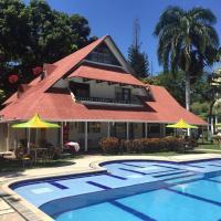 Finca Hotel Pinares, hotel in La Pintada