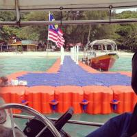 BIG ISLAND TELUK DALAM, hotel in Kampung Kuala Besut