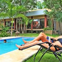 Casa del Bosque Cancún, hotel in Cancún