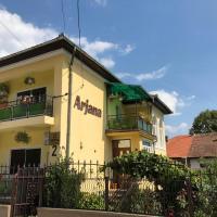 Vila Arjana, hotel in Orşova