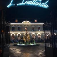 L'inattendu, hotel in Chauny