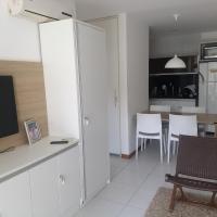Apartamento 2/qts, em resort, barra de são Miguel